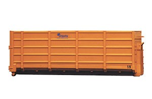 Container - offen 20qm